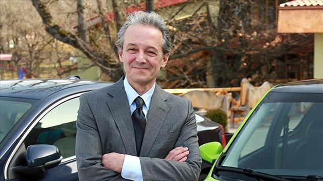 Murat Günak, TOGG Tasarım Lideri oldu