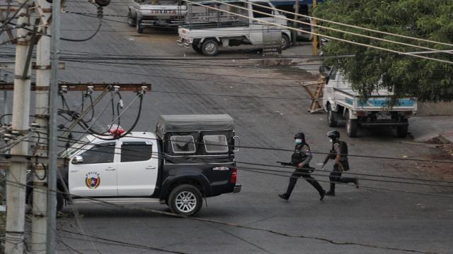 Myanmarda ordu ile etnik silahlı grup arasında çatışma: 5 ölü
