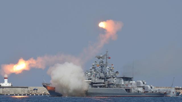 Rusyanın Karadenizdeki askeri varlığı