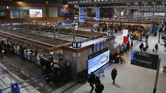 Sabiha Gökçen Havalimanını 9 ayda 17 milyon yolcu kullandı