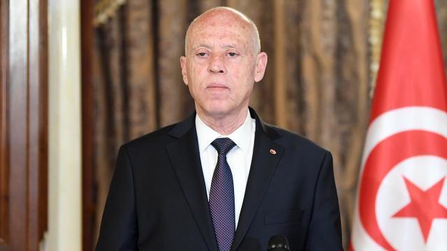 Tunus Cumhurbaşkanı Saidden Cezayirle iş birliğinin geliştirilmesi vurgusu