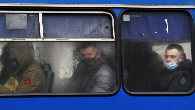 Ukraynada karantina süresi 30 Hazirana kadar uzatıldı