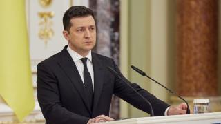 Ukrayna Devlet Başkanı, BM Genel Sekreteri ile Rus askeri hareketliliğini görüştü