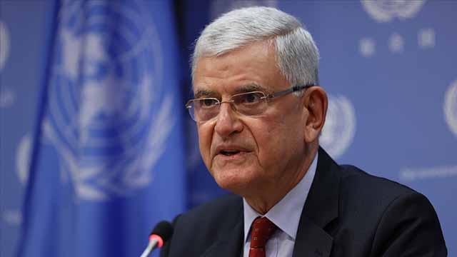 BM 75. Genel Kurul Başkanı Bozkır Suriyeli mültecileri ziyaret edecek