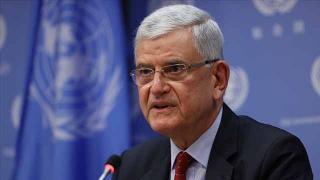 Volkan Bozkır'dan Ermenistan'a 'sözde soykırım' yanıtı