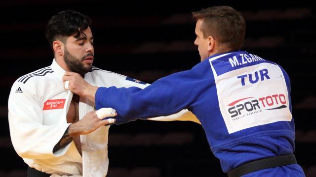 Türkiye Judo Milli Takımı dördüncü oldu
