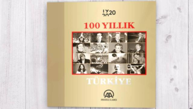 Anadolu Ajansı Türkiyenin 100 yıllık serüvenini kitaplaştırdı