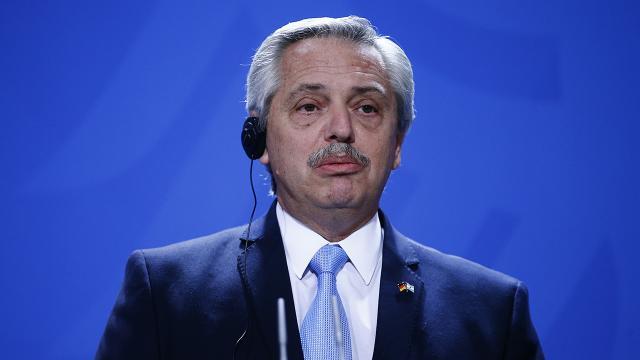 Arjantin Devlet Başkanı Fernandez koronavirüse yakalandı