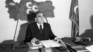 MHP'nin kurucu lideri Alparslan Türkeş'in vefatının 24. yılı