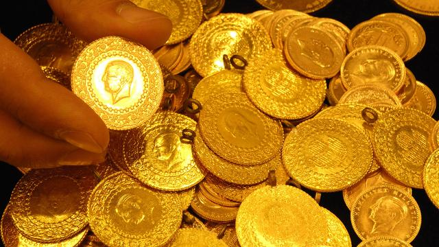 Altının kilogramı 469 bin 800 liraya yükseldi