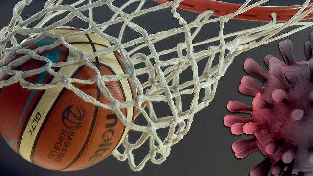 Galatasaray-Nesibe Aydın maçına koronavirüs engeli