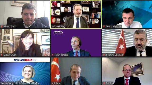 Türkiyenin yatırım fırsatları uluslararası yatırımcılara anlatıldı