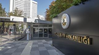 İsveç'in Ankara Büyükelçisi Bakanlığa çağrıldı