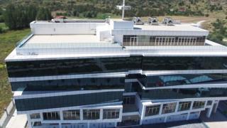 Dünyanın en yeşil binası Afyonkarahisar'da