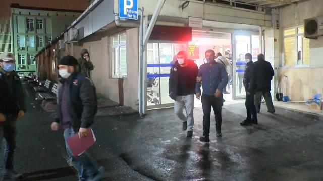 İstanbulda terör operasyonunda 8 gözaltı