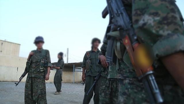 Terör örgütü PKK/YPG Hasekede sivillerin yaşadığı konutlara el koydu