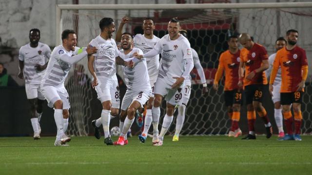 Galatasaray Hatayda ağır yaralı