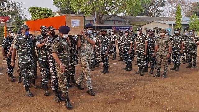 Hindistanda Maocu isyancılarla çatışmada 22 asker öldü