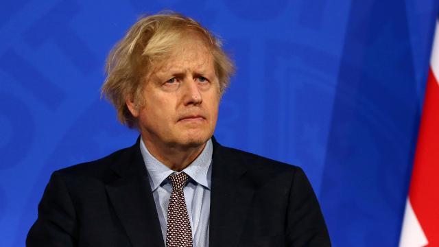 İngiltere Başbakanı Johnson, Başbakanlık konutunun tadilatıyla ilgili konuştu