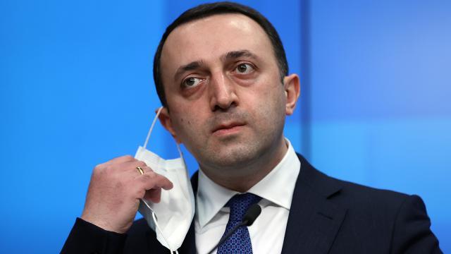 Gürcistan Başbakanı Garibaşvili koronavirüse yakalandı