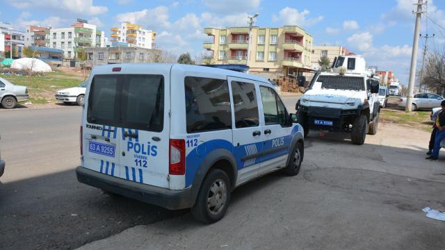 Şanlıurfada iki aile arasında silahlı kavga: 3 yaralı