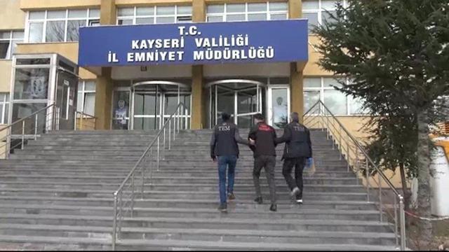 Kayseride FETÖnün askeri yapılanmasına operasyon: 20 gözaltı kararı