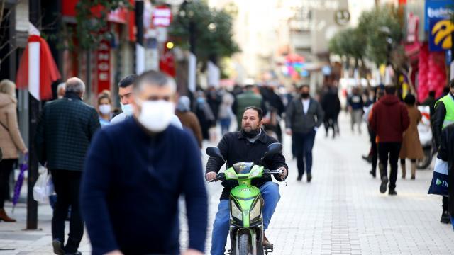 Gaziantepte koronavirüs tedbirlerini ihlal eden 670 kişiye ceza