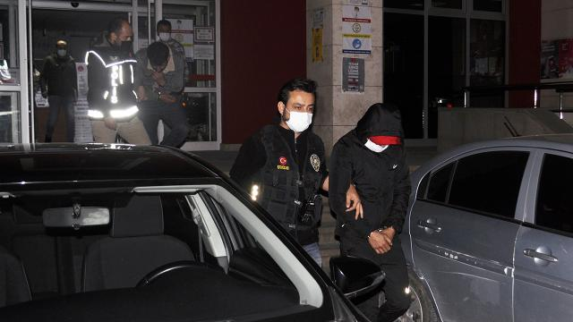 Manisada uyuşturucu operasyonu: 3 tutuklama