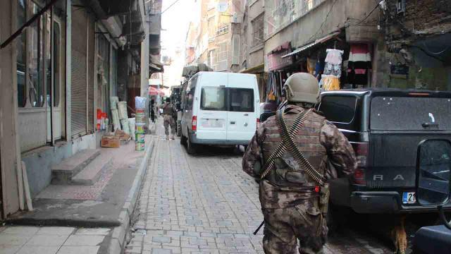 Diyarbakırda PKK/KCK soruşturması: 22 gözaltı