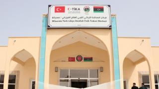 Libya'da, Türk - Libya Dostluk Fizik Tedavi Merkezi hizmete başladı