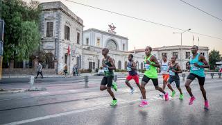 2. Uluslararası İzmir Maratonu'na 1250 kişi katılacak