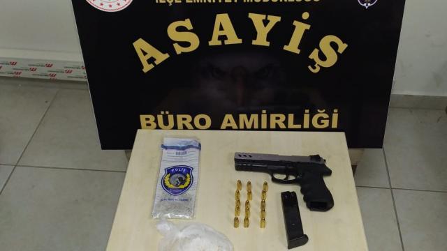 Bursada uyuşturucu operasyonu: 2 tutuklama