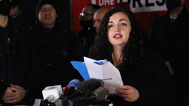 Kosovanın yeni Cumhurbaşkanı Vyosa Osmani oldu