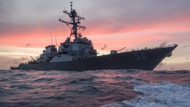 ABD, Ukraynaya destek için Karadenize savaş gemileri yollamayı düşünüyor
