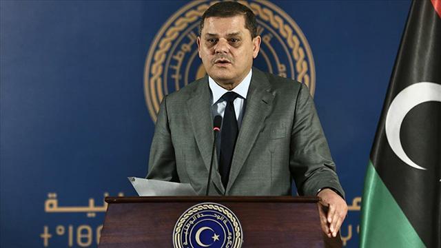 Libya Başbakanı Dibeybe: Libya, Türkiye ve Yunanistanın haklarının korunmasını vurguluyoruz