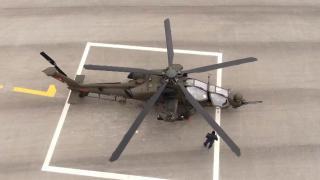 ATAK helikopteri Türk polisine güç katacak