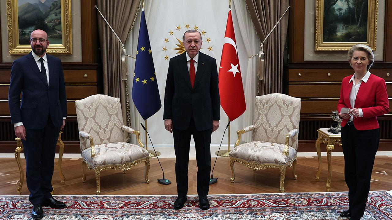 """Türkiye ile ilişkilerimize ivme katmak için geldik"""" - Son Dakika Haberleri"""