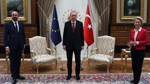 AB heyeti: Türkiye ile ilişkilerimize ivme katmak için geldik