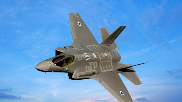 Rus savunma sistemleri ve F-35 tatbikatta buluştu