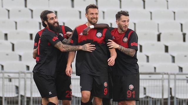 Fatih Karagümrüke tek golle yetti