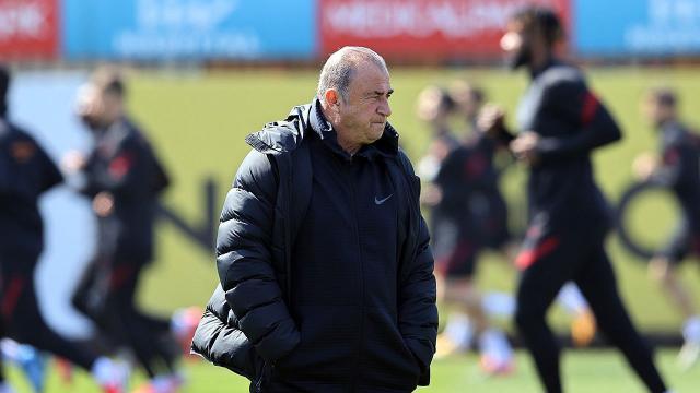 Fatih Terim Trabzonspor maçının 11ini belirledi