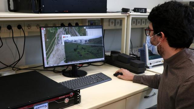 Kritik tesisler için fiber optik tabanlı güvenlik sistemi
