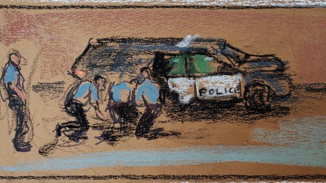 Floyd davasında güç kullanma uzmanı dinlendi: Polislerin davranış makul değildi