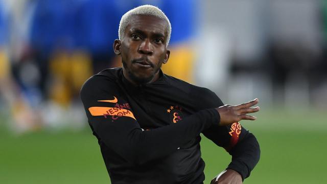 Henry Onyekuru Fatih Karagümrük maçında yok