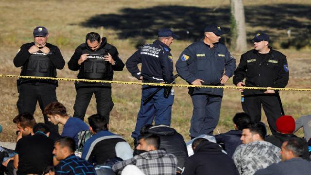 BM Hırvatistanı uyardı: Göçmenlere şiddete son verin