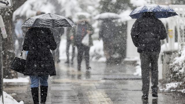 Batı Karadeniz için kar uyarısı