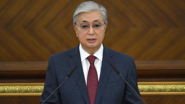 Kazakistandan Kırgızistana insani yardım teklifi