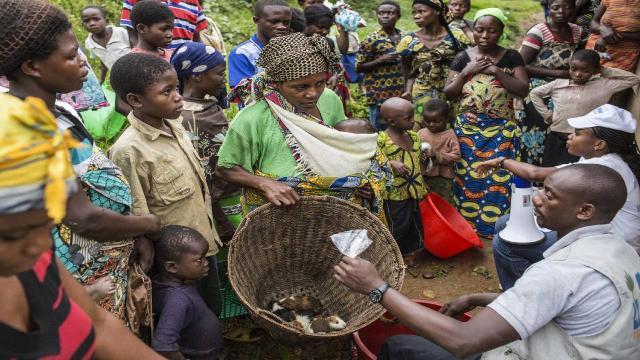 Birlemiş Milletler yine endişeli: Daha fazla aç bir ülke yok