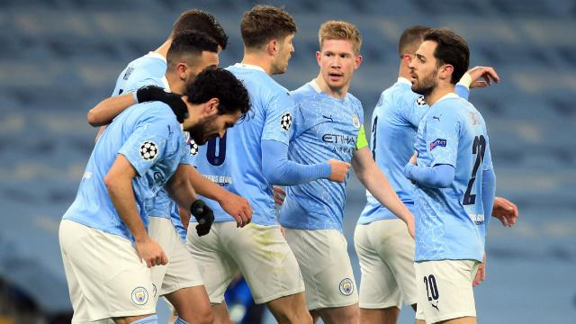 Manchester City tur için fırsat yakaladı