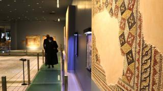 Mozaik müzeleri tarihe ışık tutuyor